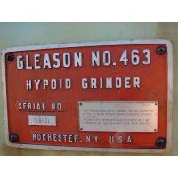 供应二手美国格里森弧齿磨齿机NO. 463
