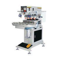 四色移印机四色穿梭移印机四色转盘全自动移印机