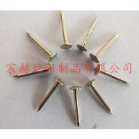 河北宸赫丝网大量销售铁钉圆钉建筑用铁钉镀锌铁钉出口铁钉等