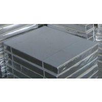 外墙专用水泥面岩棉复合保温板:简称水泥岩棉复合板、纤维水泥岩棉复合板