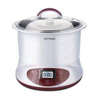 Tonze/天际 DGD22-22EWG不锈钢隔水炖电炖锅电炖盅正品炖煲汤预约