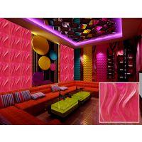 平贴三维板形象墙KTV会所餐厅卧室新型装饰贝斯家厂家直销