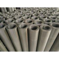 304不锈钢板网菱形网