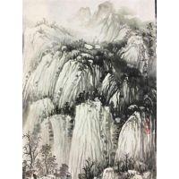 花鸟国画收藏,名艺画苑(图),圆扇国画收藏