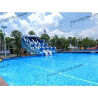 安溪县支架游泳池|河南沃金|拼装支架游泳池