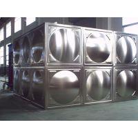 304不锈钢水箱 焊接式水箱、润平厂家直销