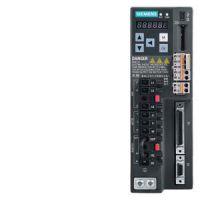 西门子V90 0.4KW驱动器6SL3210-5FE10-4UA0