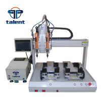 TLD-5331C2桌面式双平台双批 自动螺丝机