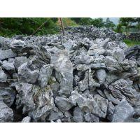 假山英石的使用于盆景造型,目前的英石价格250元/吨!