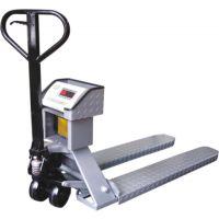 移动叉车电子秤,1吨烟台移动磅秤,液压叉车秤市场什么价格