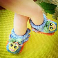 厂家直销婴儿鞋  秋冬季韩版高筒手工宝宝鞋 男宝 毛线婴儿鞋