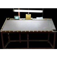 橱柜面板尺寸检测系统 自动检测板材长和宽