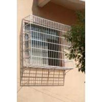 福建厦门供应锌钢空调护栏、空调外架、空调罩