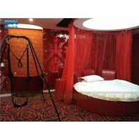 主题酒店圆床-电动红床-情趣水床-水床图片-上海漫炫情趣家具厂家