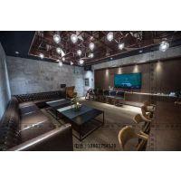 上海酒吧沙发定做酒吧异形卡座沙发生产厂家