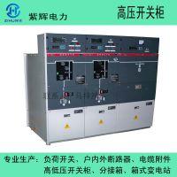 浙江紫辉XGN66-12环网配电柜 充气环网柜厂家 环网柜优质厂家