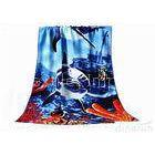 Full Printing Sublimation Custom Microfiber Towels Low Cadmium