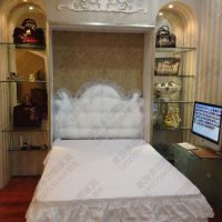 特价热卖隐形床定制床wallbed多功能床小户型壁柜床五金配件床架