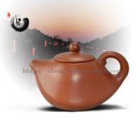 紫砂壶 在水一方 潮州工艺手拉壶 茶道茶艺茶具用品 礼品茶壶直销