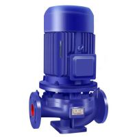 厂家直销上海文都牌ISG32-160I 型不锈钢管道离心泵热水管道泵防爆油泵