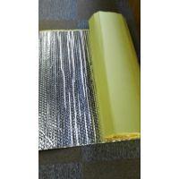 厂家直销出口外销铝箔单泡背胶隔热材
