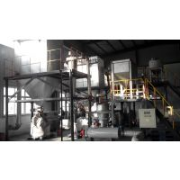 JSDL-QLM400-2打印机粉、复印机粉、碳粉行业专用气流粉碎分级机系列