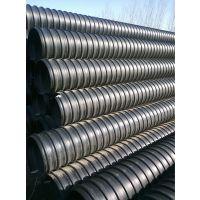 慈利钢带管/钢带波纹管厂家易达塑业现货供应