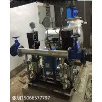 供应 不锈钢二次加压供水设备 自来水二次供水设备 厂家