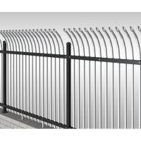 苏州白色专用金属小区锌钢栅栏网厂家(锌钢栅栏价格)