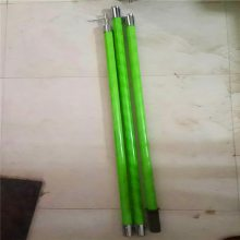 石家庄金淼电力生产 36# 5节5米 高压拉闸杆价格