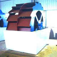少重供应XS系列水槽式多轮洗砂机
