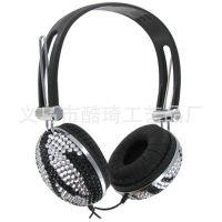 新款头戴式电脑游戏耳机 网吧耳机 可调音 高档耳麦耳机混批