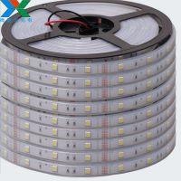 厂家直销 超高亮 低压12V 滴胶防水led软灯条 5050LED灯带