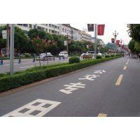 鹤山揭西反光热熔标线 开平道路护栏 江门停车场系统厂家