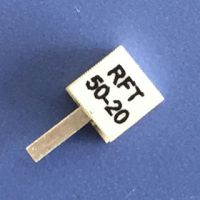 贴片电阻,50欧姆20W/60W/100W射频电阻,50Ω-20W射频电阻
