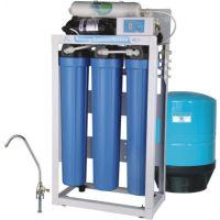 铁架式400G商用纯水机 ro反渗透设备 单位工厂商务用直饮水机 辰禾供应