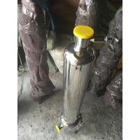 温州先宇 不锈钢微孔膜过滤器 3芯20寸筒式过滤器厂家
