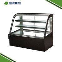 多层面包展示柜|面包房保温柜|三文治面包冷藏柜|玻璃蛋糕陈列