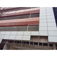 【瑞榈】外墙装饰挂板氟碳金属铝单板幕墙
