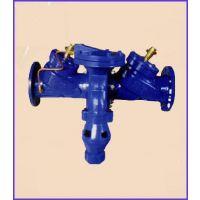 HS41X铸钢-A-16 /25C DN250 铸铁/铸钢/不锈钢法兰/铜丝口倒流防止器
