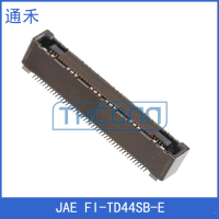 FI-TD44SB-E JAE连接器可定制配套的极细同轴屏线