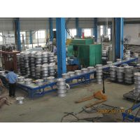 深圳力斯|轮毂打磨分拣输送系统|轮毂生产输送线|x光探伤车间