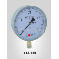 供应山西太原ytz-150电阻远传压力表临汾晋城批发仪器仪表