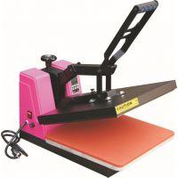 厂家直销50*65CM手动平板转印机  广州深圳t恤转印机