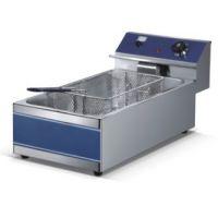 FEF-11L台式单缸单筛电炸炉/电炸锅/电炸炉/油炸机/炸薯条机