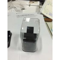 厂家直销 创意透明塑料表盒 长方形原装塑胶塑料表盒