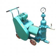 【低价 防爆】 百一 挤压式注浆泵 活塞式灰浆泵 注浆机