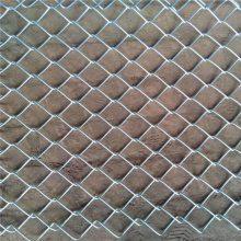 热镀锌勾花网 勾花网护栏 矿用勾网