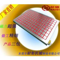 手动电控永磁盘与耐斯电控永磁盘CNC模具设备电控永磁吸盘加工精度高