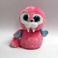动物填充毛绒玩具海狮可来图打样